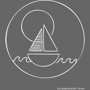 SEGEL SETZEN - Maritim, Boot, Ahoi, Strand, Meer