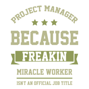 Projektmanager - Cooler Geschenkjob