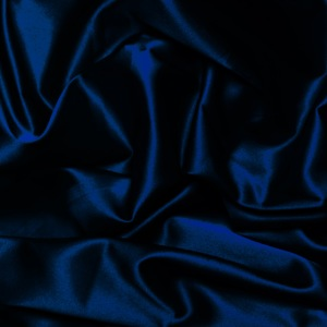 Satin silk blue mask blue pattern blue fabric