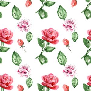 Blumen Rose Floral Pastell