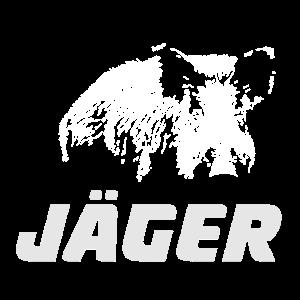 Wildschwein - Jäger