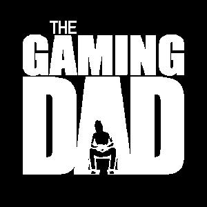the gaming dad Gamer Vater zocken Videospiele