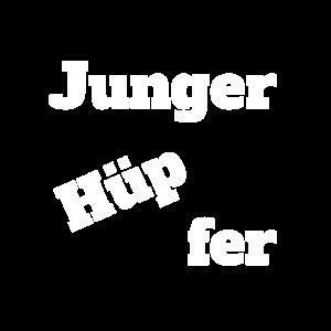 Junger Hüpfer