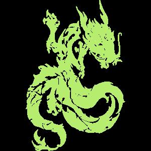Hoodie mit Drachen selber bedrucken