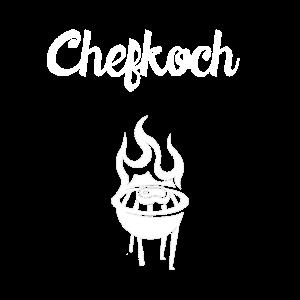 chefkoch am Grill