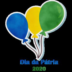 Brasilien Brasilia Ballons 2020 Geschenkidee