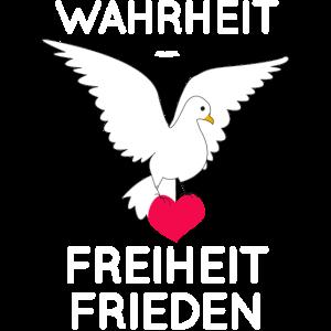 Wahrheit, Freiheit, Frieden
