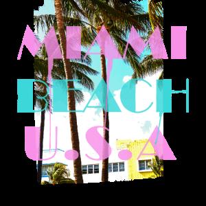 Miami Beach U.S.A.