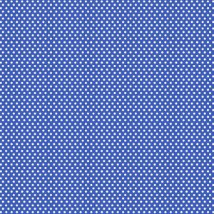 mundschutz punkte blau