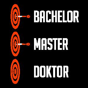 Master Abschluss Geschenk Doktorand