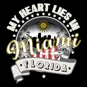 Miami City - My Heart lies in Miami Florida