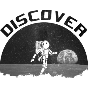 Discover Weltraum Astronaut