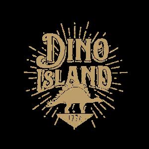 Dino Island 1976