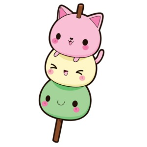 Kawaii Dango Love