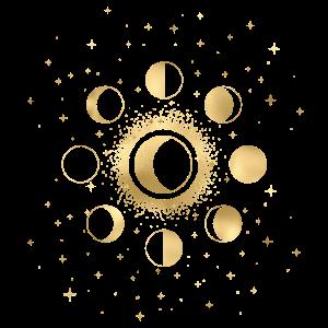 Goldmondphasen