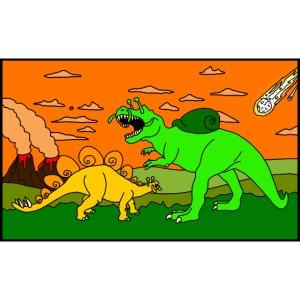 Schneckosaurier von dodocomics