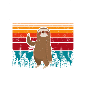 Sloth Hiking Team We Well Get There When We Get Th