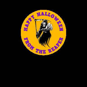 Happy Halloween Sensenmann