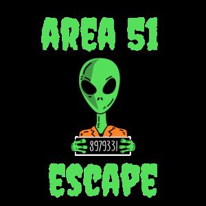 Area 51 Escape - Alien