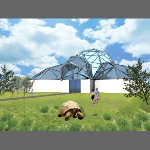 Wizualizacja żółwiarium