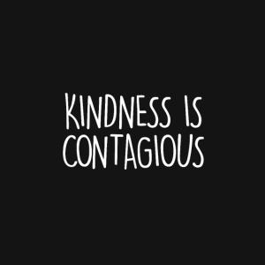 Freundlichkeit ist ansteckend