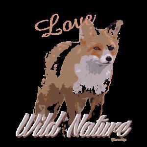 Love Wild Nature, Fuchs/ Fox
