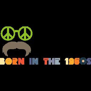 In den 1960ern geboren