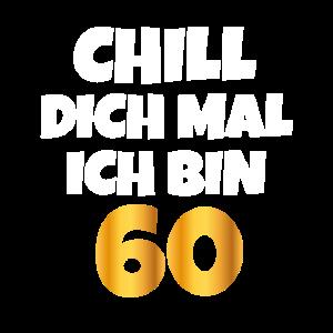 60 Jahre 60. Geburtstag