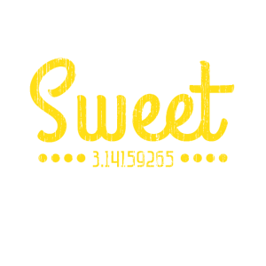 Math Geek - Sweet 3.1416