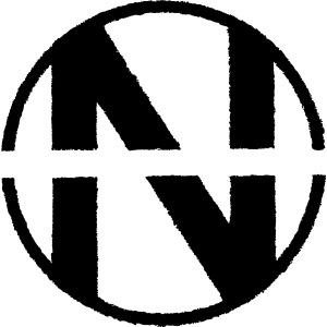 Negant logo symbol only, black