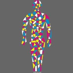Mankind - multicolor