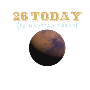 Top lustige 50. Geburtstagsgeschenk Marsjahre