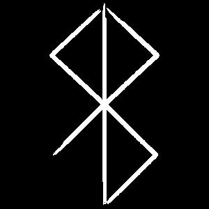Frieden Rune nordische Wikinger Krieger Geschenk