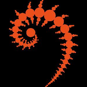 Kornkreis Orange