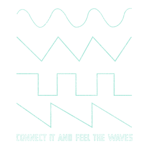 Synthesizer Waves Spruch Synth