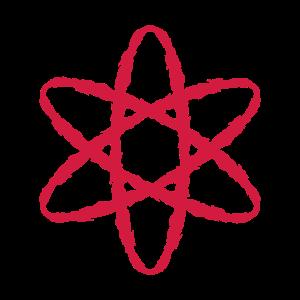 Atom Symbol Wissenschaft Wissenschaftlich