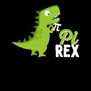 Math Geek - Pi Rex - Pi T-Rex