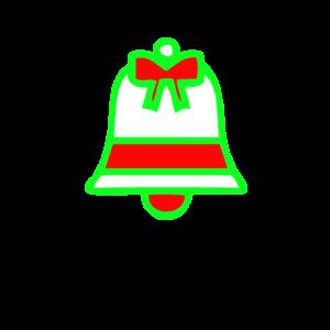 Glocke weihnachtlich Heiligabend