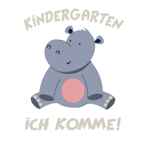 Kindergarten Anfang Mädchen Junge Kita Tiere