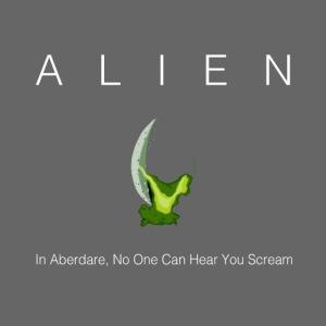 Aberdare alien