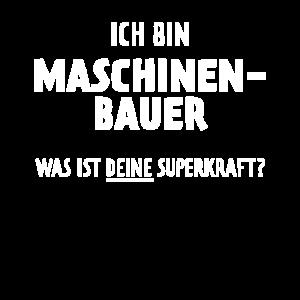 Cooler Maschinenbauer