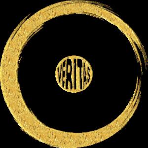 Astrological Sun Sign - Symbol Wahrheit VERITAS 3