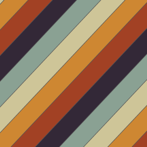 Retro Vintage Streifen