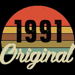 1991 Original Geburtstag