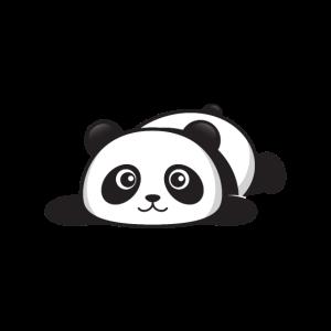 Panda Morgenmuffel