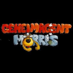 Geheimagent Morris Logo