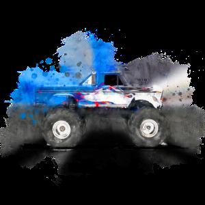 Monster truck USA Motorsport Nascar Big LKW Auto