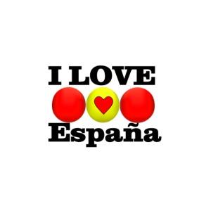 yo amo a España I love España