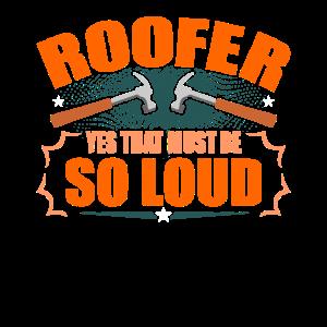 Roofer Gift