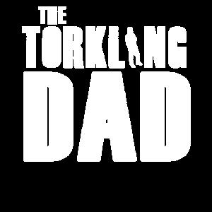 Torkling Dad - Walking Dad Vatertag Outfit